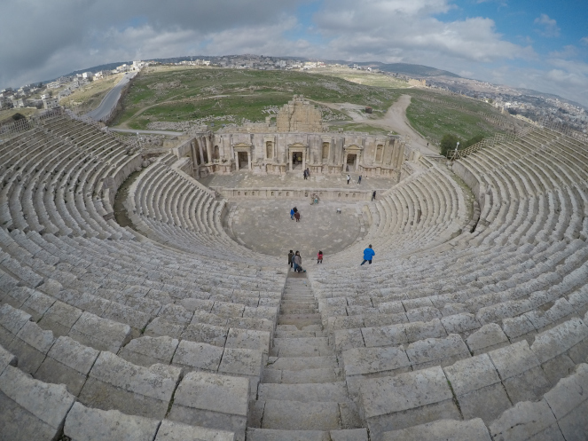 Jerash - A Rome Away From Rome