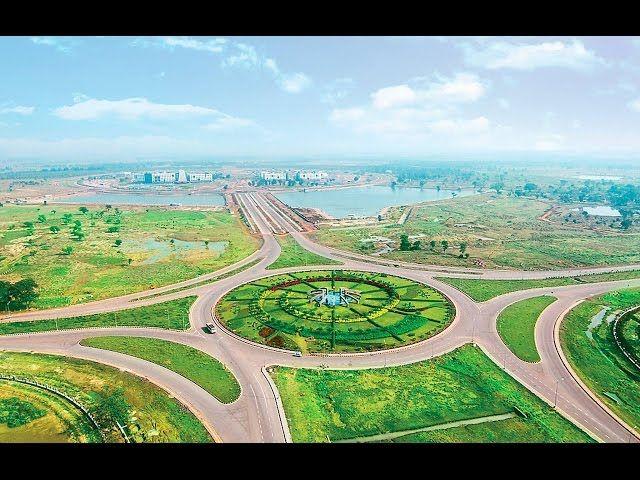 Photos of Naya(New) Raipur - A Smart City in Making 1/1 by Abhimanyu - @yatripandit