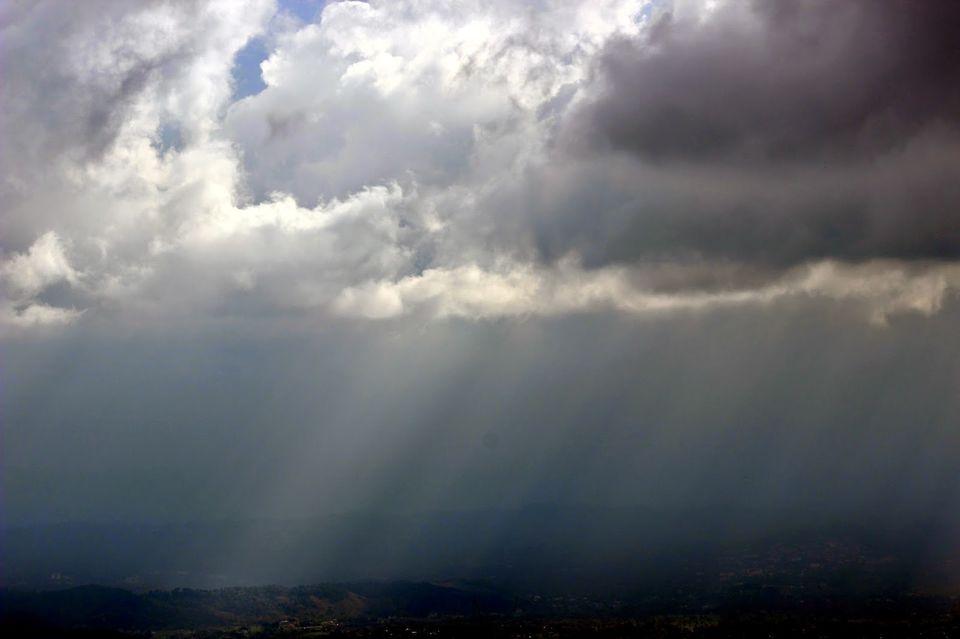 Photos of Mystical Himalayas and the wild, wild rain 1/1 by Mahima Kohli