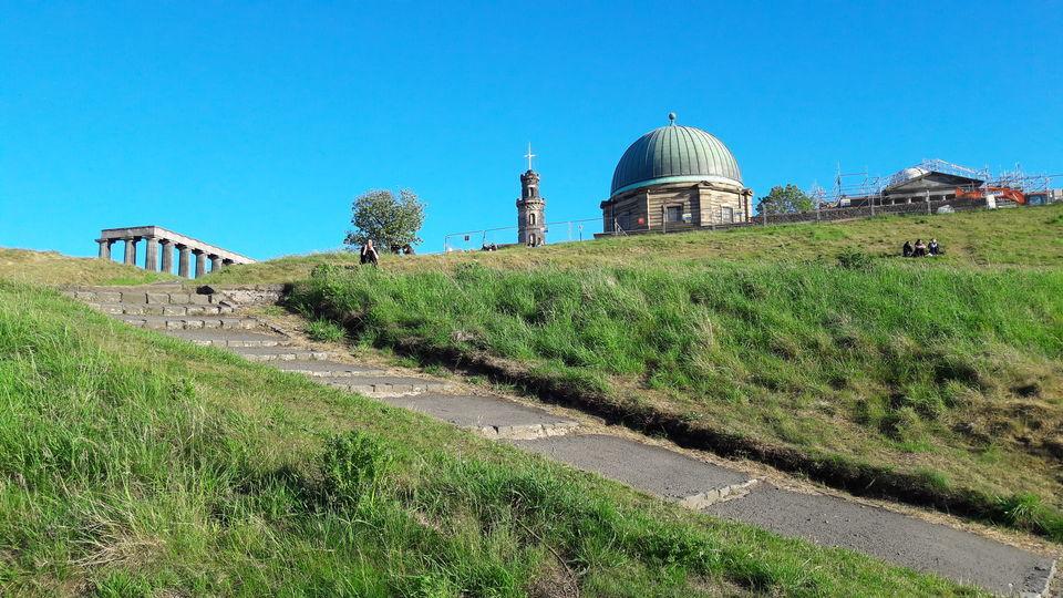 Photos of Classic Scotland: Weathered buildings, azure skies, greenest greens<br> 1/1 by Shalini Rai