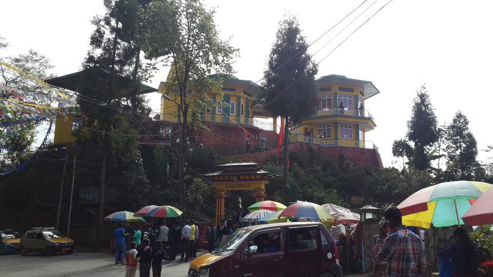 Beautiful trip to Sikkim