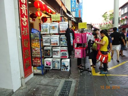 Photos of Chinatown Singapore 1/8 by Prahlad Raj