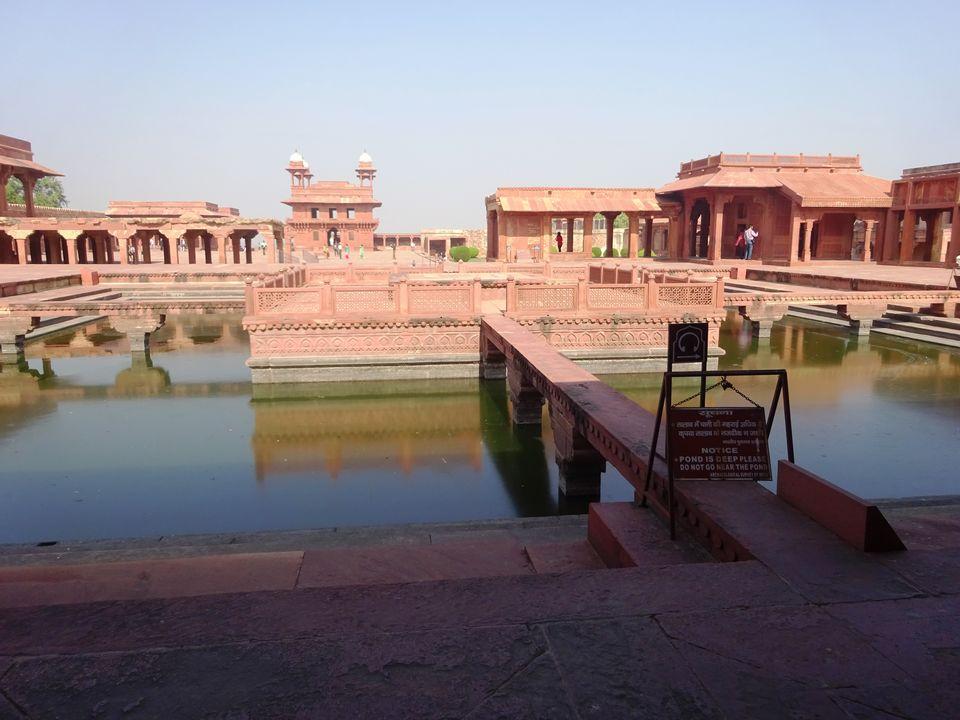 Photos of Fatehpur Sikri, Uttar Pradesh, India 1/3 by Prahlad Raj