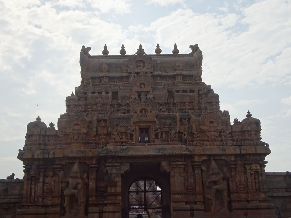 Photos of Thanjavur Big Temple Fort, Balaganapathy Nagar, Thanjavur, Tamil Nadu, India 1/3 by Prahlad Raj