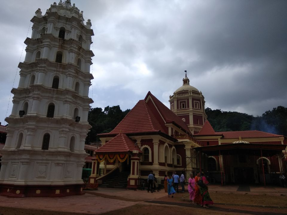 Photos of Shantadurga Temple, Cortalim, Goa, India 1/2 by Prahlad Raj