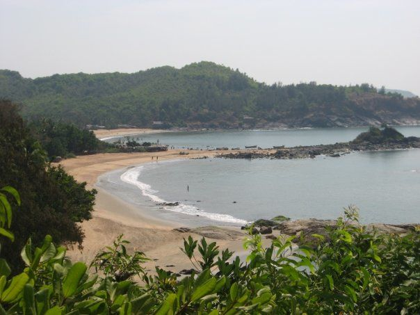 Photos of Om Beach 1/12 by Nishant Biswal