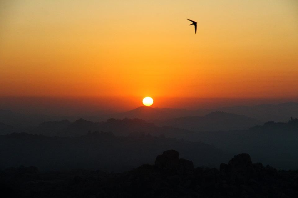 Photos of Sunrise on the ruins 1/13 by Arundhati Sridhar