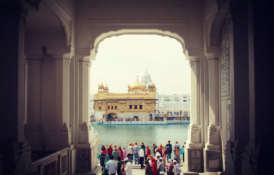 Synesthesia: 36 Hours in Amritsar