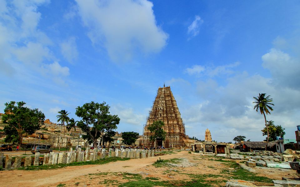 Photos of HAMPI it is!! On 2 wheels of course 1/1 by Abhishek Singhania