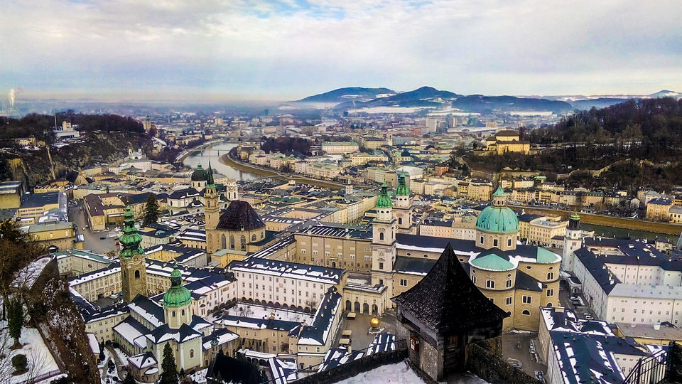 Why Salzburg is easily the pride of Austria! :)