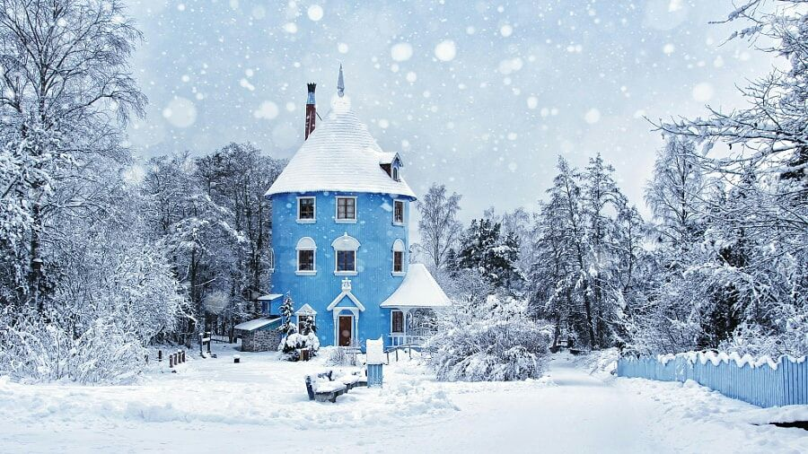 Photos of Need A Cure For Your Winter Wanderlust? Take A Trip To The Winter Wonderlands in Scandinavia! 1/1 by Anjali Chawla