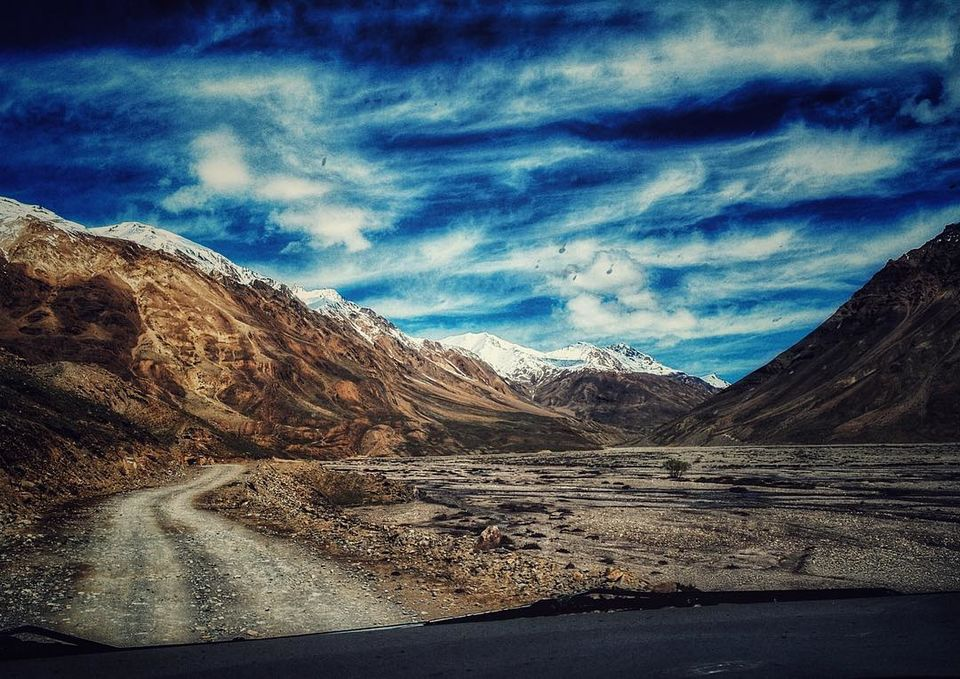 Photos of SPITI VALLEY: No place for men, Gods must have lived here 1/1 by NIKHIL JAIN