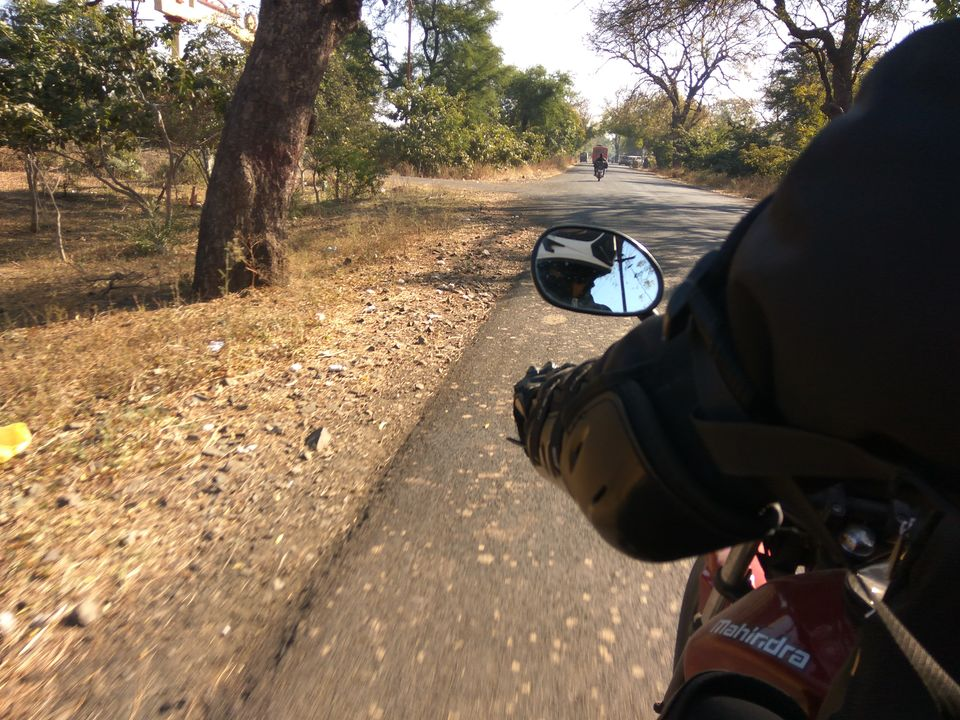 Photos of 4 Day Ride from Mumbai - Lonar - Shegaon - Chikaldhaara - Melghat Tiger Reserve - Mumbai 1/1 by Bonny John