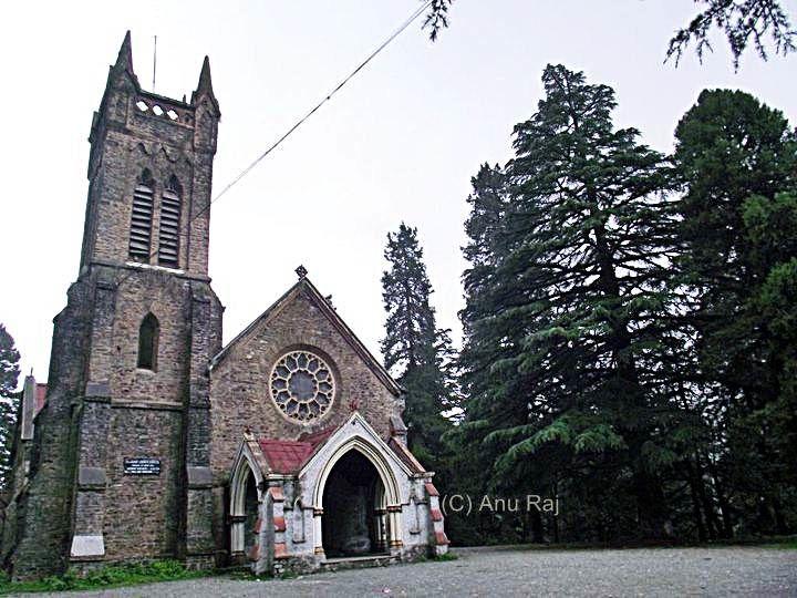Photos of St. John's Wilderness Church, Nainital 1/1 by Amanjul
