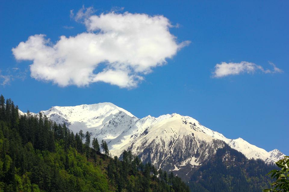 Photos of Backpacker's heaven in North India - Himachal Pradesh  1/1 by Khushbu Gianani
