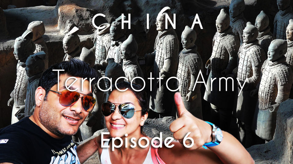 Photos of China Travel | Terracotta Army, City Wall & Flight to Shanghai | X'ian | Vacation Episode - 6/12 1/1 by Nomad Sam
