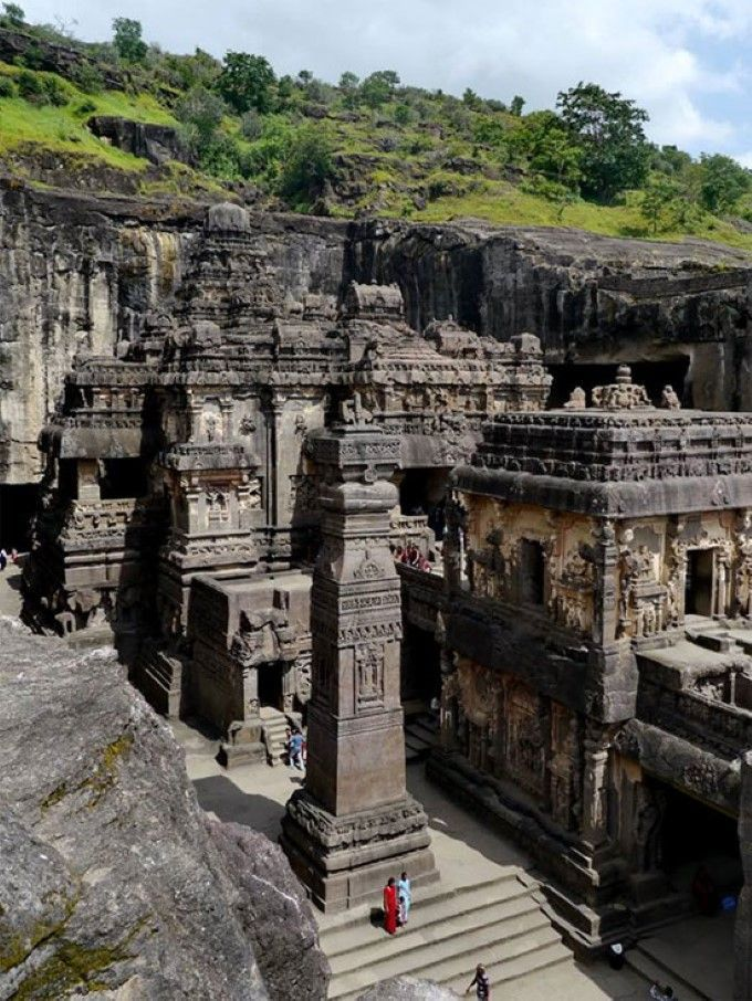 Photos of Kailasa Temple: Lord Shiva's Abode in Ellora 1/1 by Shraddhanvita Tiwari