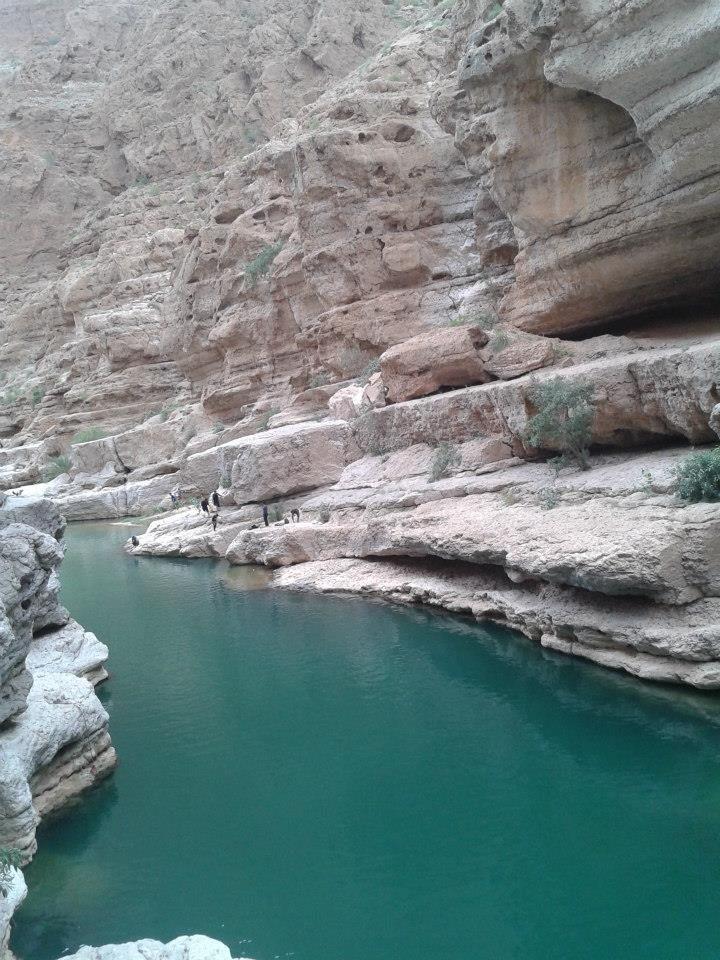 Photos of Oman Diary 2 - Wadi Al Shab 1/1 by Sudipta Chowdhury