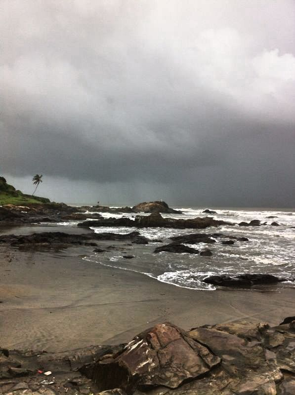 Photos of VAGATOR BEACH  1/1 by out of the office by jyoti