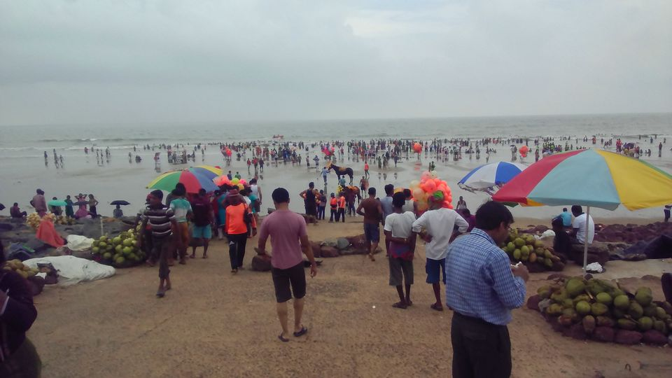 Photos of New Digha Beach 1/1 by Rituja Mitra