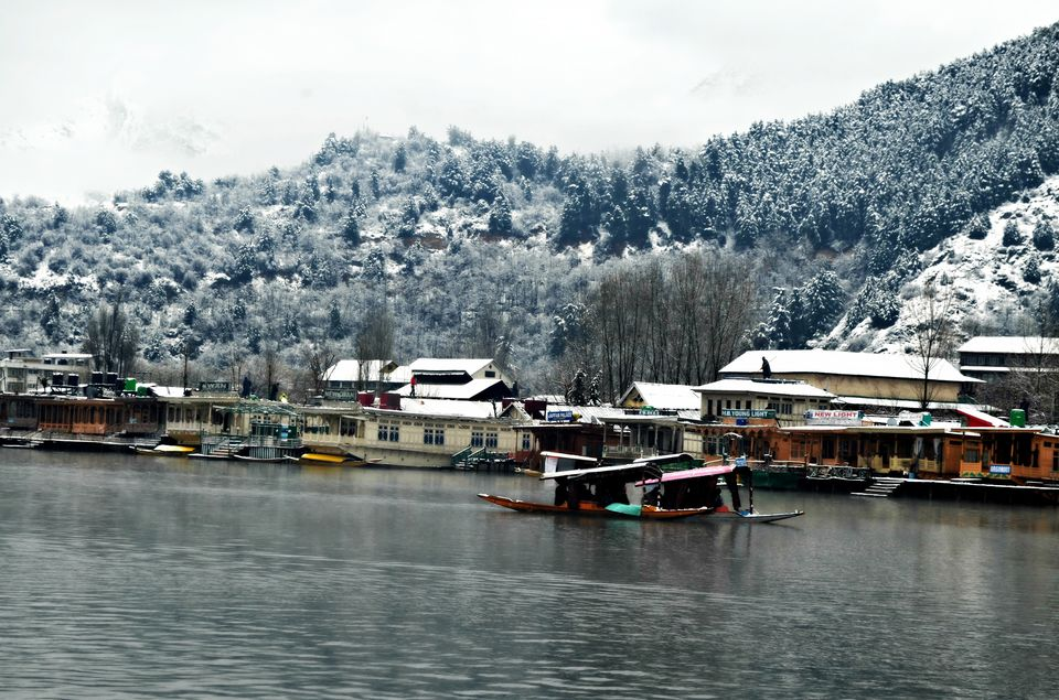 Solo Travel From Kerala To Paradise Of The Earth (Kashmir)