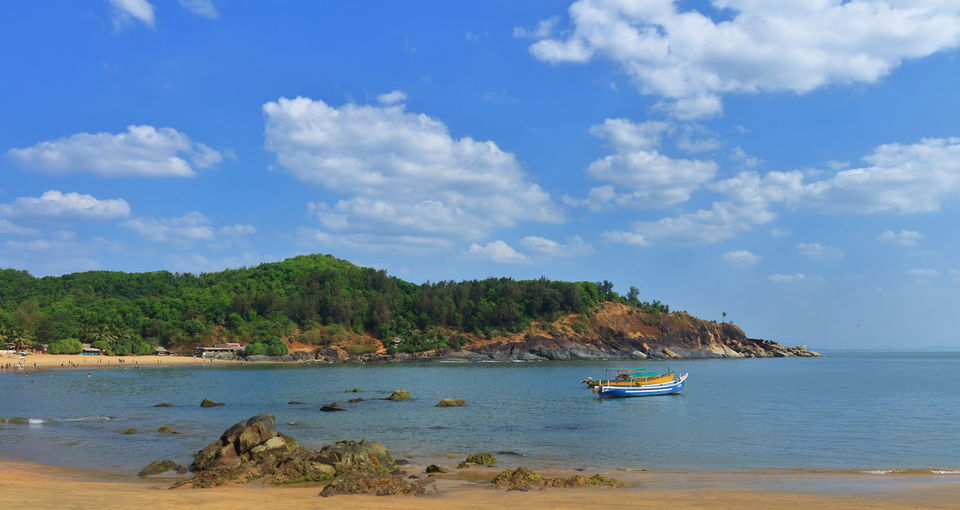 Photos of Gokarna - the west coast of India 1/1 by Soumyadip Das