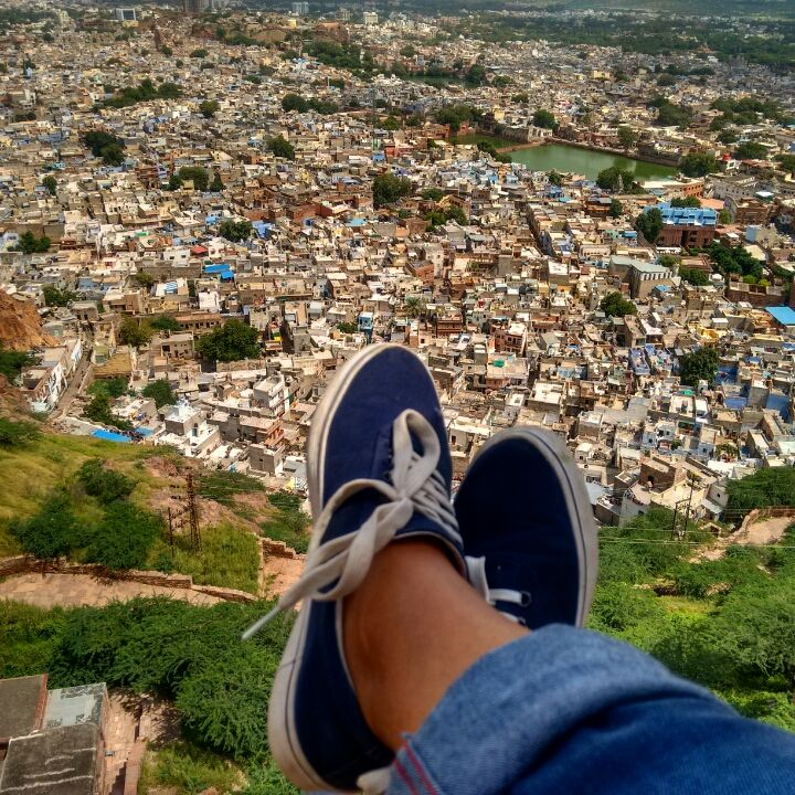 Photos of A timeless affair with the city of blue walls and Makhania Lassi- Jodhpur. 1/1 by Bidisha