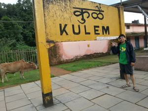 Kulem Railway Station 1/21 by Tripoto