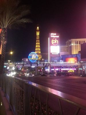 Very Vegas!