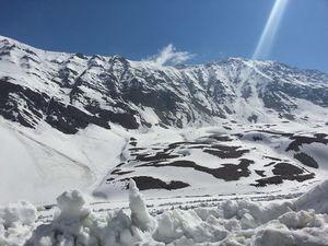 Hypnotized in Himalayas