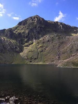 Mount Snowdon- Highest in Wales