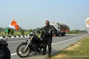 Bike trip to Mushiari