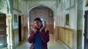 Riding Through Rajasthan
