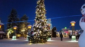 Rovaniemi, Finland- The hometown of Santa and The Arctic Circle!!