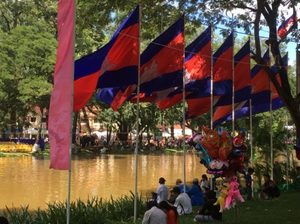 Cambodia: Integration and Assimilation - Siem Reap!