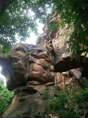 Bhimbetka Rock Shelters: An Archeological Treasure In Central India