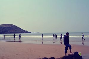 Untouched Gokarna Beach Trek and Vibhoothi waterfalls