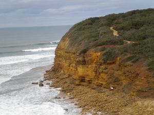 Great ocean Road and the twelve apostles