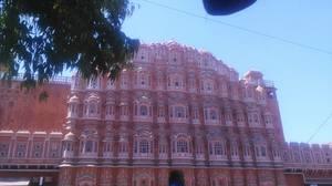 1st backpacking in Jaipur, Ajmer, Pushkar and Agra!!