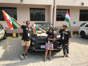73-Year-Old Indian Drives Across 19 Countries In 72 Days, Gives Millennials Major Travel Goals