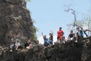 First Monsoon Trek 2014 : Karnala Fort