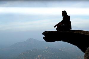 Travel reminiscence- Avalabetta hilltop