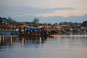 Wandering Kashmir's Great Lakes