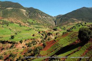 Morocco's Hidden Gems: The Ahansel River