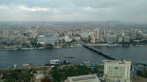Cairo, Egypt...'Mother Of World'