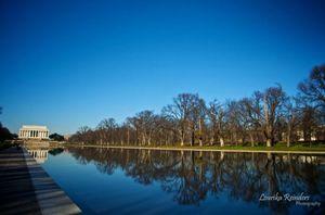 Lincoln Memorial 1/3 by Tripoto
