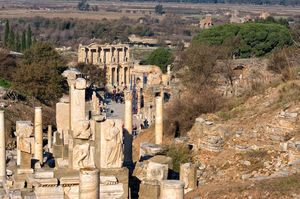 Temple of Hadrian 1/1 by Tripoto