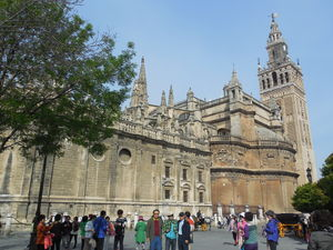 What to See in Seville, Spain