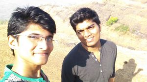 A night escape to sudhagad -ultimate summer trek experience