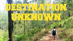 Destination Unknown - Wandering without destination [video]